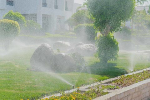 Irrigation System Installation Oakville