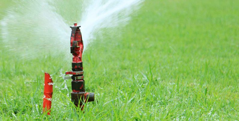How do you Winterize Irrigation Sprinklers?
